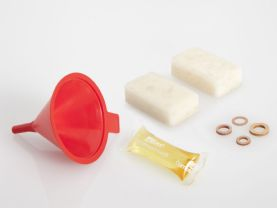 Wilesco 01847  Complete accessory set in a bag D409